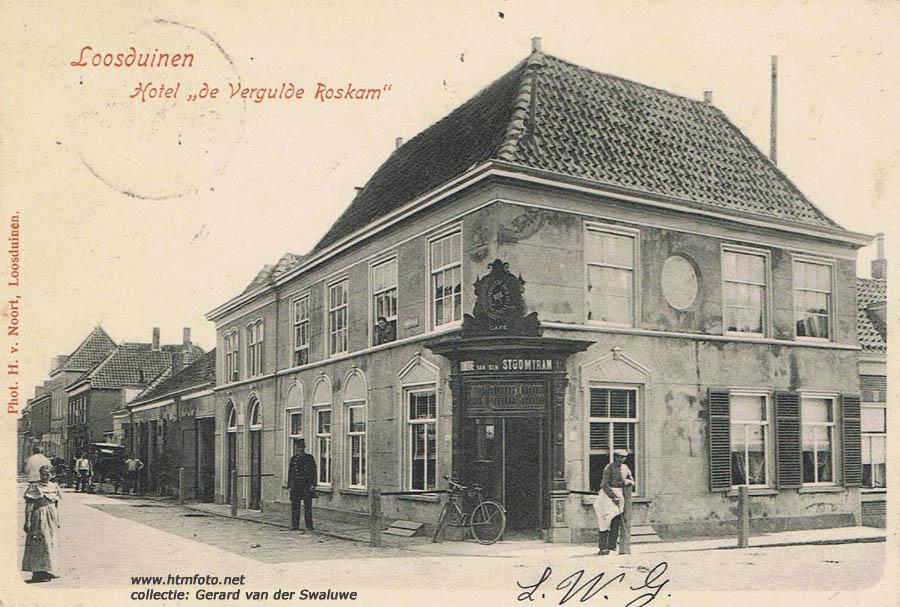 Hotel_de_Vergulde_Roskam-Loosduinen